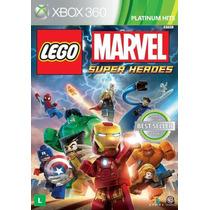 Lego Marvel Super Heroes Xbox 360 Midia Fisica