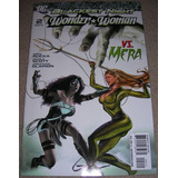 Mujer Maravilla - Dc Blackest Night Wonder Woman #2