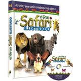 Libro: El Gran Safari Ilustrado Con Cd Rom - Tapa Dura