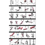 Monte Sua Academia Com Os Equipamentos Wettor Fitness