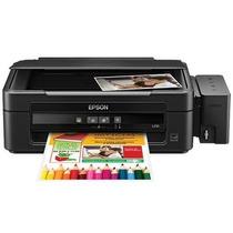 Impresora Epson L210 Multifuncional A Color Tinta Continua