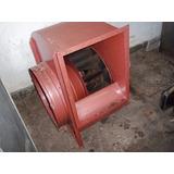 Turbina Caracol Trifasica Con Motor 3 Hp