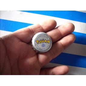 Antigua Ficha Corcholata Pokemon Sin Imagen Coleccion