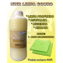 Limpa Couro - Higieniza, Hidrata, Revitaliza O Couro