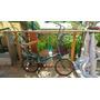 Antigua Bicicleta Legnano Asiento Banana. Plegable