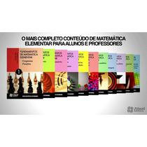 Fundamentos De Matemática Elementar - Coleção - 11 Livros
