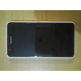 Sony Xperia E4g Con Vidrio Templado (bateria Quemada)