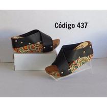 Zapato/zapatilla/plataforma Baja Tacón #8 Excelente Calidad