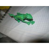 Gcg Alebrije De Plastico De La Revista Big Bang Reptil