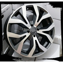 Jogo De Rodas Kr Audi Celta Gol Palio Aro 17 Novas Na Caixa