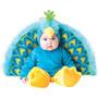 Disfraz Precioso Pavo Real Para Bebé Niña Talla 6-12 Meses