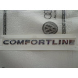 Emblema Confortline Voyage/gol/ E Outros Original