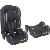 Cadeirinha Assento Carro Bebê Infantil Concept Black Safety