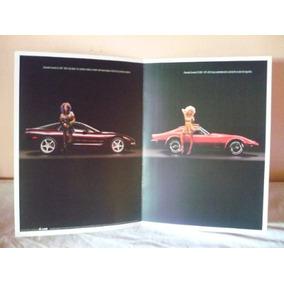 Publicidad Coleccionable Chevrolet Corvette Z06