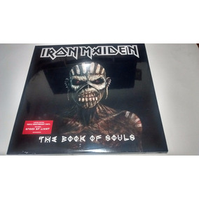 Iron Maiden - The Book Of Souls/black 3-lp