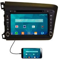Kit Multimídia Honda Civic 2015 2016 Phonelink