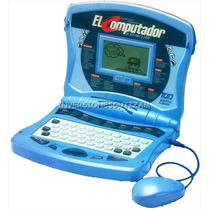 Computadora Juguete Para Niños 100 Funciones Laptop Jd20264s