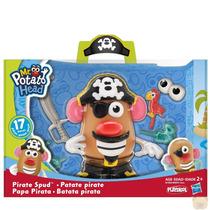 Sr Cara De Papa Pirata- Sra Cara De Papa Playa- Hasbro