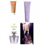 Paquete Viva De Frgie, Perfume De 50ml+locion Cuerpo 200 Ml