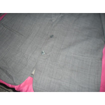 Traje De Caballero Formal Xl Gris