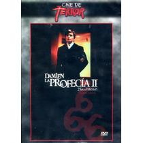 Dvd La Profecia 2 ( Damien: Omen 2 ) 1978 - Don Taylor