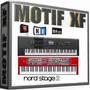 Fantom G6+motif Xf+nord Stage 2 Library Para Kontakt