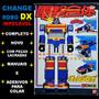Change Robo Dx Changeman ( Jaspion Winspector Power Rangers