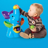 Busy Ball Popper Lanzador De Pelotas Playskool Gateos Bebe