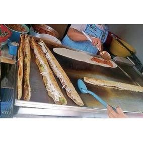 Maquina Tortilladora Plancha Tortillas Negocio Tortilleria
