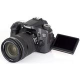 Camara Canon Eos 70d Wifi + Lente 18-135 100% Original