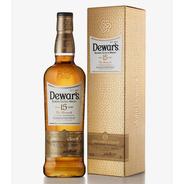 Whisky Dewars 15 Años Special Reserve 1000ml Estuche Metal
