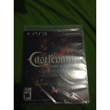 Castlevania Lord Of The Shadows Collection Sellado Ps3 Nuevo