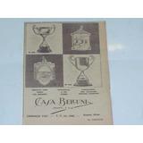Casa Belluni Fronti Trofeo Medalla 1955 Antigua Publicidad