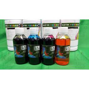Tinta Comestible Para Impresora Epson Y Borther 4 De 60ml