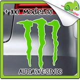 Stickers Osandme Auto Moto Logos Monster 4x4 Dakar Dc Y Mas