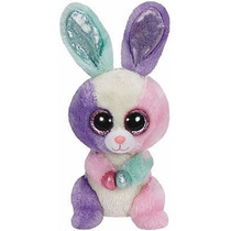 Peluche Conejo Bloom Beanie Boos Ty Original, 15 Cm Toyland