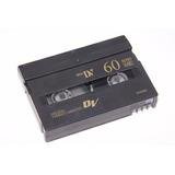 Cassettes Mini Dv 1 Solo Uso