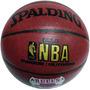 Balon De Basket Spalding N° 7 Gold Glub Semi Cuero