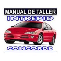Manual De Reparacion Concorde, Cirrus, Intrepid