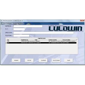 Programa Lulowin Ng 2017 Preactivado Nueva Version