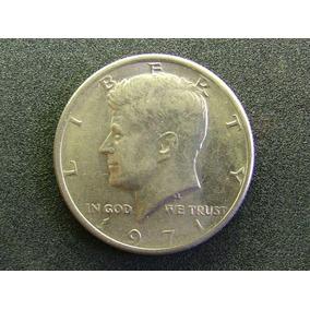 Half Dollar Año 1971 (( Son Dos Monedas ))