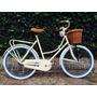 Bicicleta Retro Vintage Inglesa England Mujer Rod26 Premium