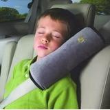 Encosto De Cabeça Macio Para Cinto De Segurança Bebê Criança