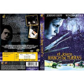 Dvd Edward Scissorhands El Joven Manos De Tijera Johnny Depp