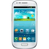 Samsung Galaxy S3 Iii Mini 8gb Branco Ponta De Estoque