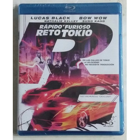Bluray Rapido Y Furioso Reto Tokio Lucas Black Bow Wow Sung