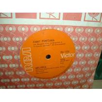 Jimmy Fontana En Castellano Melodia Simple Argentino Promo