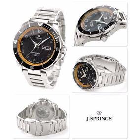 Reloj J Springs Seiko Automatic Aviator 2 2015