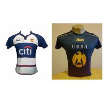 Combo Urba Flash - Camiseta + Remera Técnica Entrenamiento