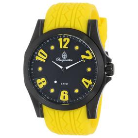Burgmeister Hombre Bm 606-620 Amperios Negro Espíritu Reloj